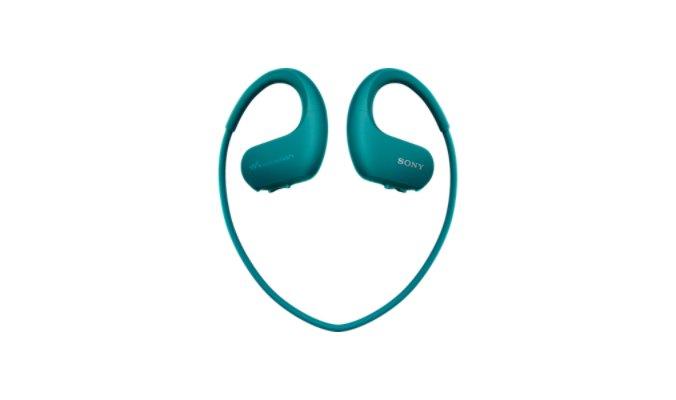 MP3/MP4 - Sony Walkman NW-WS413 MP3 4GB Azul