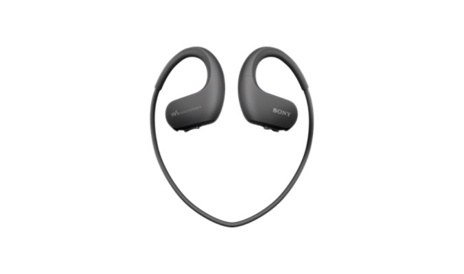MP3/MP4 - Sony Walkman NW-WS413 MP3 4GB Negro
