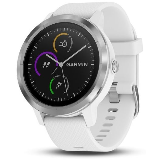 Deporte - Garmin vívoactive 3 reloj deportivo Blanco Pantalla táctil 2