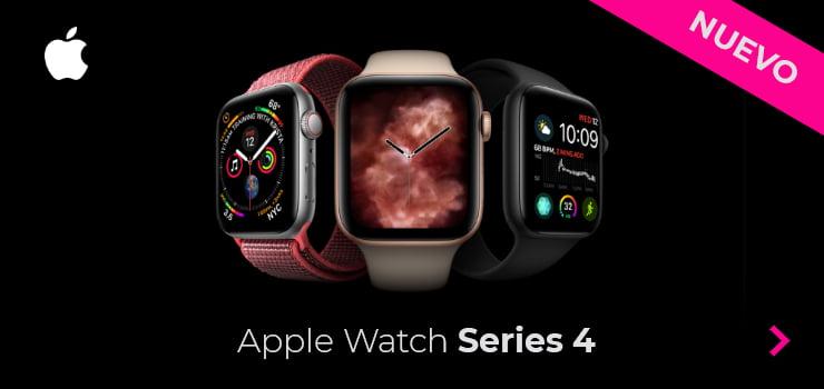 Apple Watch Series 4 ¡Ya en Kyeroo.com!